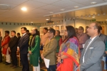 View the album Simultaneous rendering of National Anthem by the Embassy